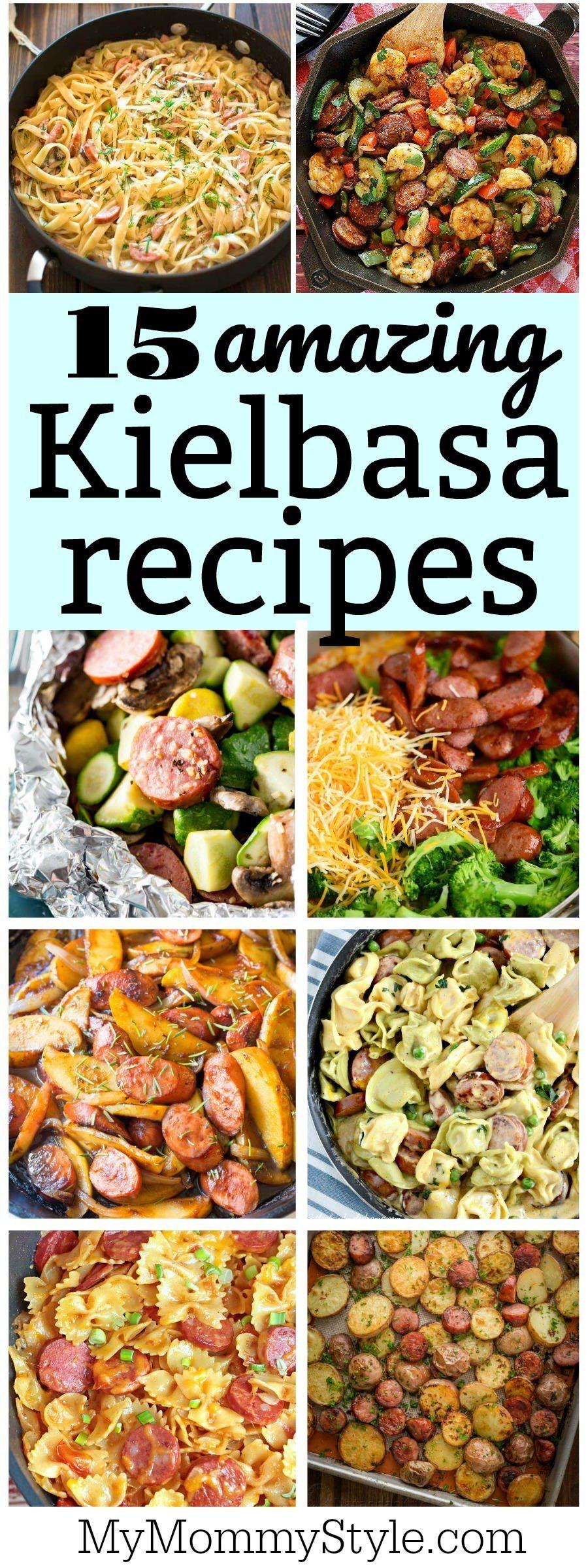How To Cook Kielbasa 15 Delicious Recipes My Mommy Style Healthy Sausage Recipes Kielbasa Recipes Kilbasa Sausage Recipes