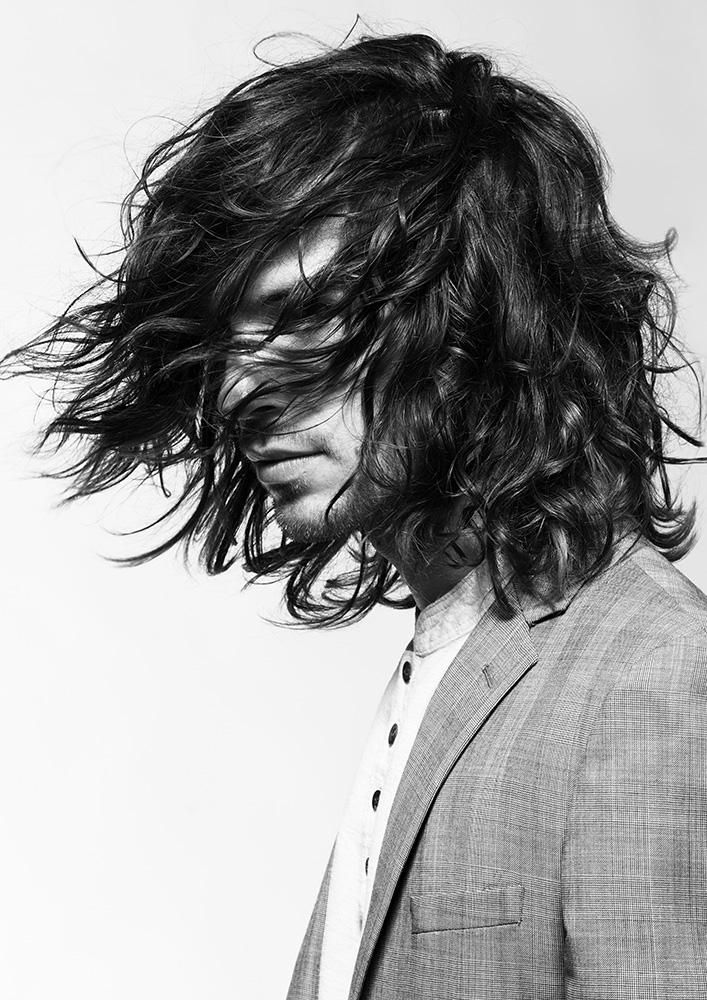 COLLECTION: 6 Men's Looks Featuring Length, Texture and an Urban Feel   Modern Salon