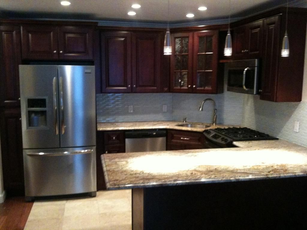 Kck Kitchen Cabinets A Testimonial Submitted By Shai Benhamou