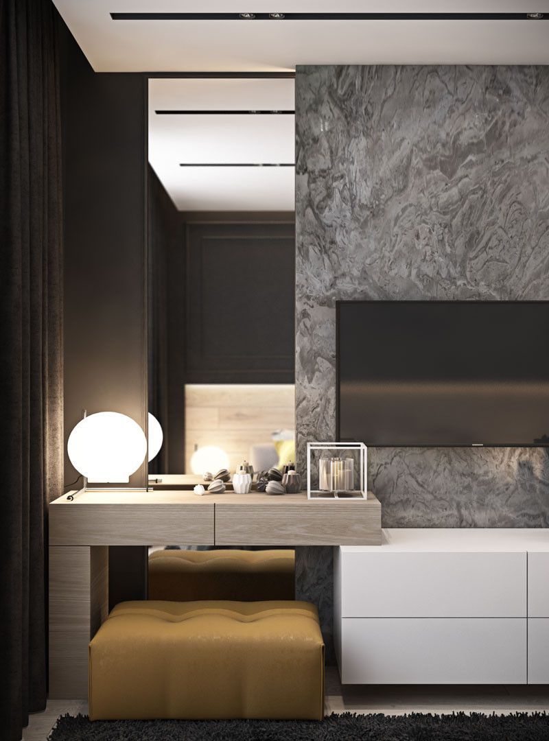 Small Hotel Room Design: Architecture And