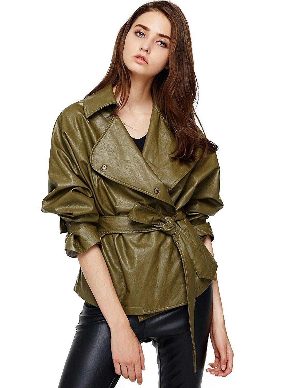 Women's Clothing, Coats, Jackets & Vests, Leather & Faux