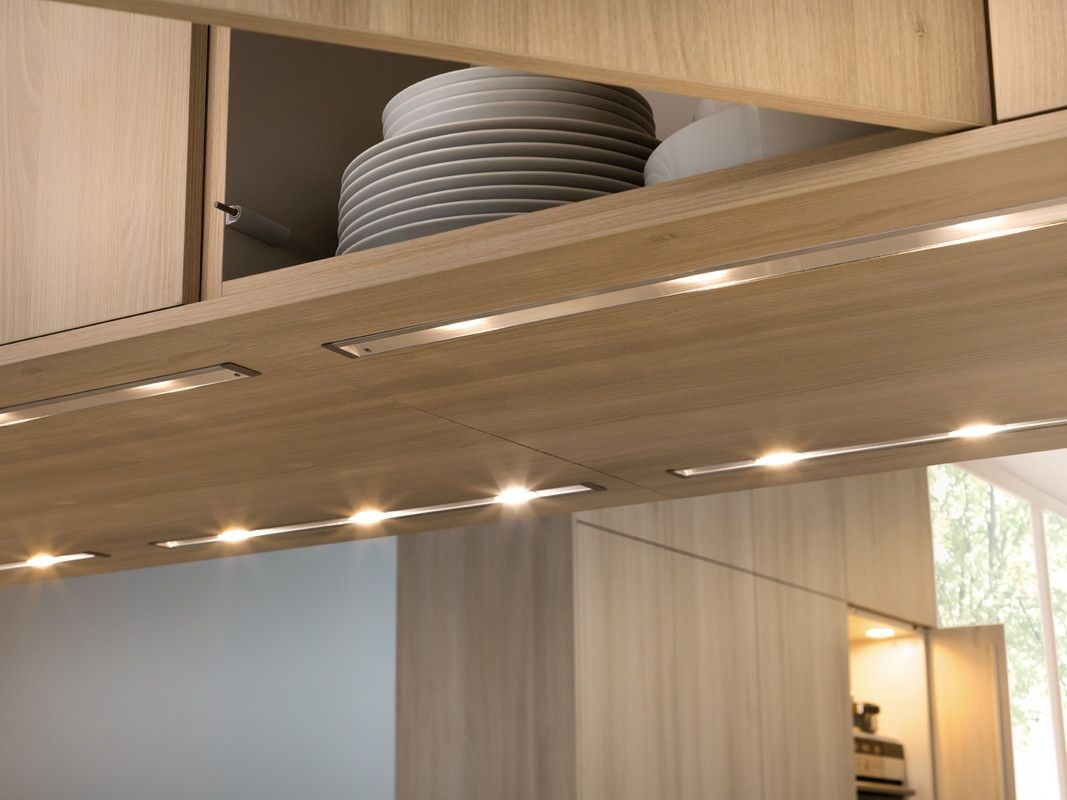 Under Cabinet Recessed Led Lighting