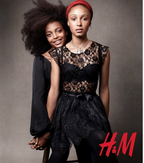 #Teamnatural H+M advertisement. Love this