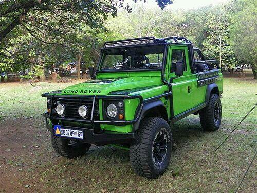 beautifully green.