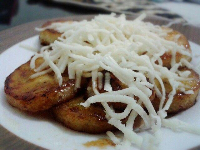 Caramelized Banana Cheese