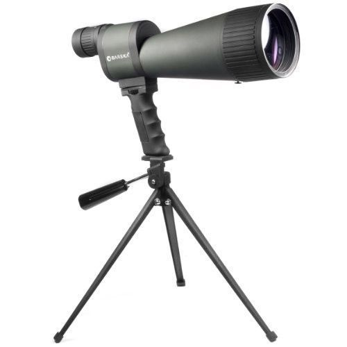 Waterproof Spotting Scope 25x To 125x Magnification Tripod Easy To Zoom New Spotting Scopes Hunting Scopes Scope