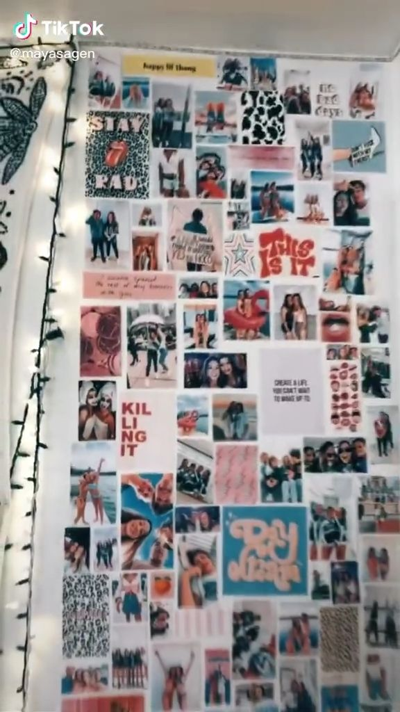 Photo of Wall collage ??