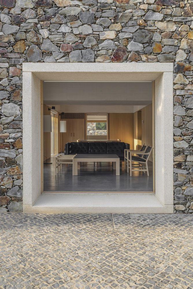 Galería de Casas de Piedra en Cáceres / Tuñón Arquitectos