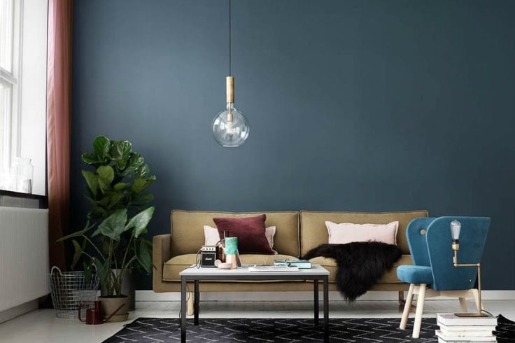 blue color trend in home decor 2016 2017 2017 color and home