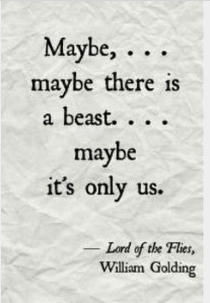 Lord of the flies | Quotes | Fly quotes, Literature quotes