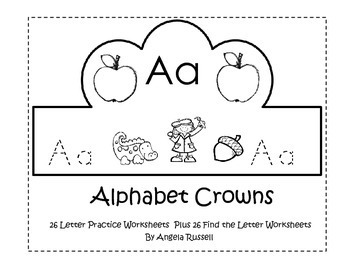 Free Printable Alphabet Hats