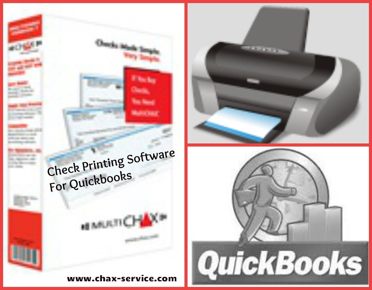 Check Printing Software For Quickbooks helps to Print checks from ...