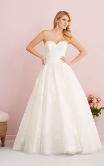 Allure Romance Wedding Dress 2755