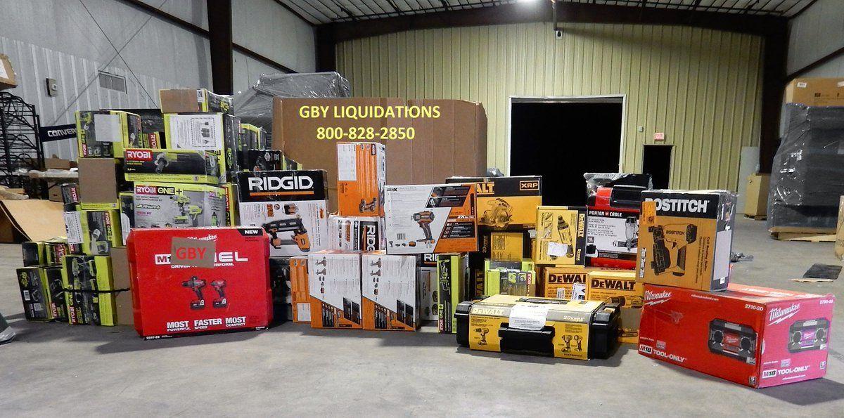 tools liquidations closeout