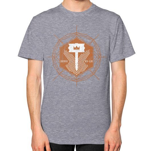 Sunbreaker Unisex T-Shirt (on man)