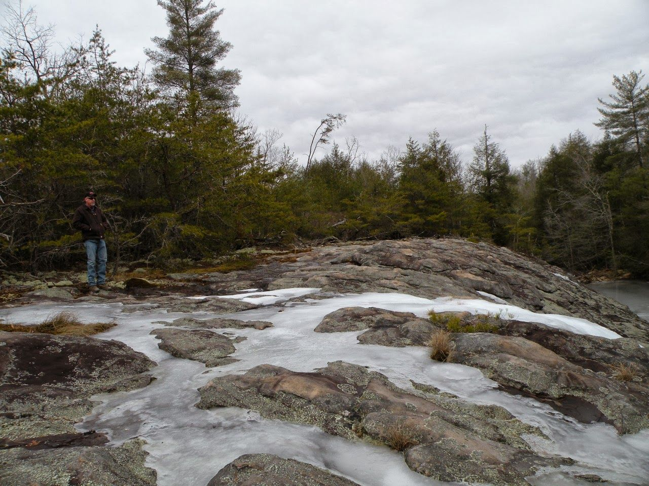 Cumberland Gal: Back to Black Mountain and Basin Rock--Recovery Ad...
