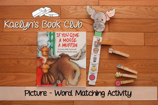 Read  Craft Along with If You Give A Moose A Muffin