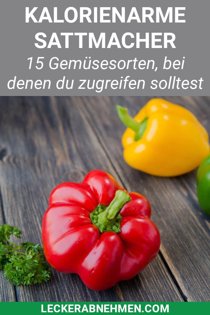 Ideales Gemüse zum Abnehmen