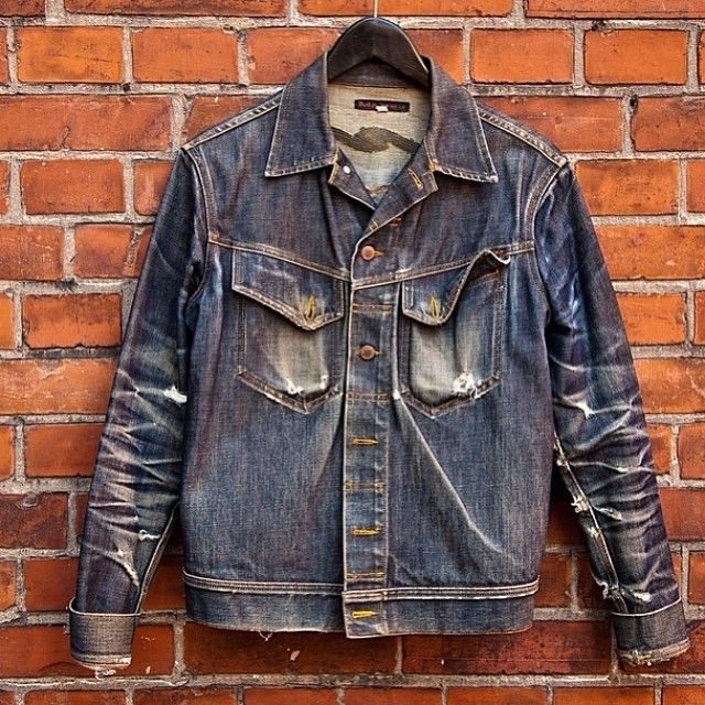 ce3fd2013ec2 diiidz: Amazing worn in Nudie jeans Conny Dry. This is perfection! Never  washed!