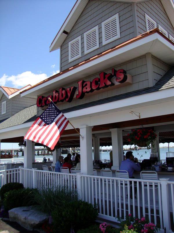 A Tour Of Crabby Jack S Ocean City Nj City Vacation Cool Restaurant