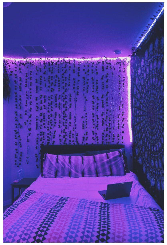 led lights big bedroom