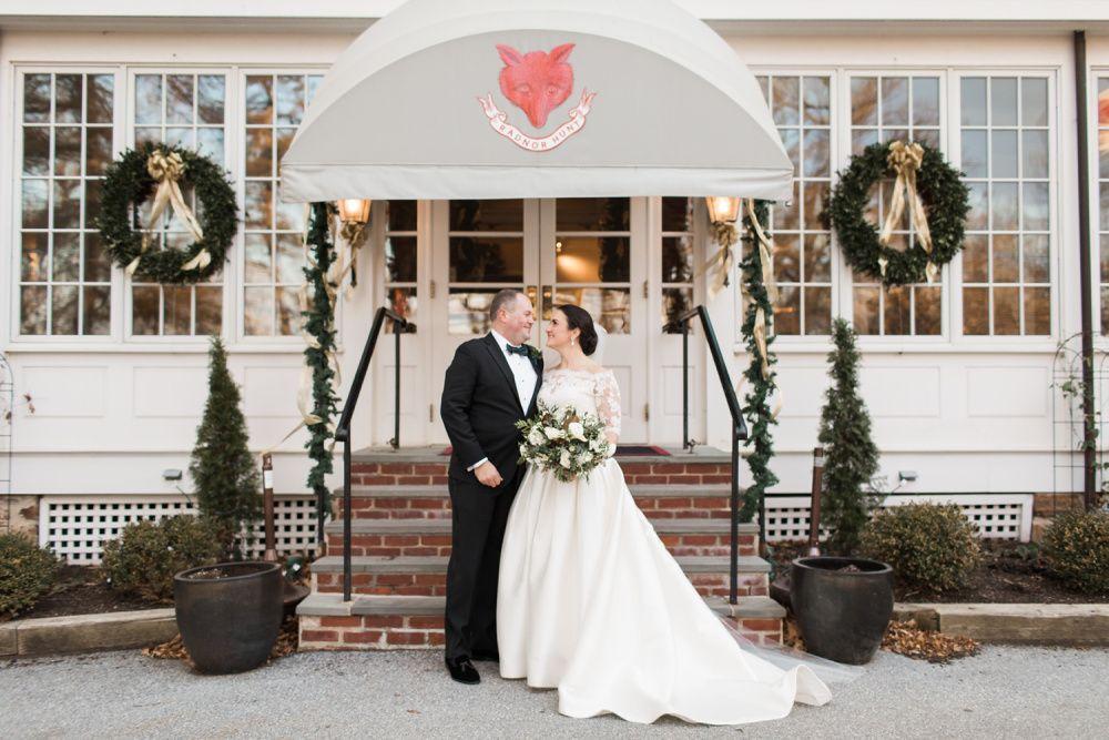 Joyful Bride Navy And Blackwatch Plaid Clic Winter Wedding Inspiration The Radnor Hunt Pony Club Photography Cozy Pennsylvania