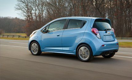 2014 Chevrolet Spark Ev Chevrolet Spark Book Worth Reading
