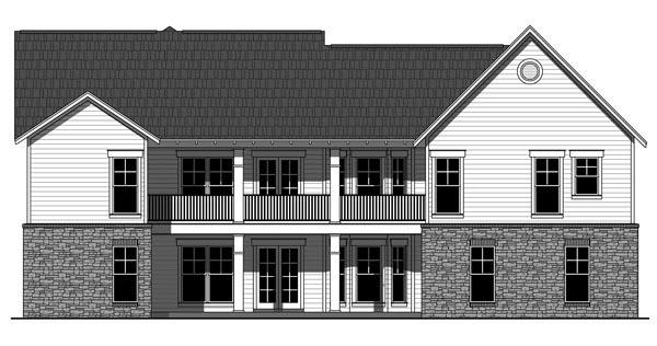 Craftsman Style House Plan 55603 with 3 Bed, 2 Bath, 2 Car Garage #craftsmanstylehomes