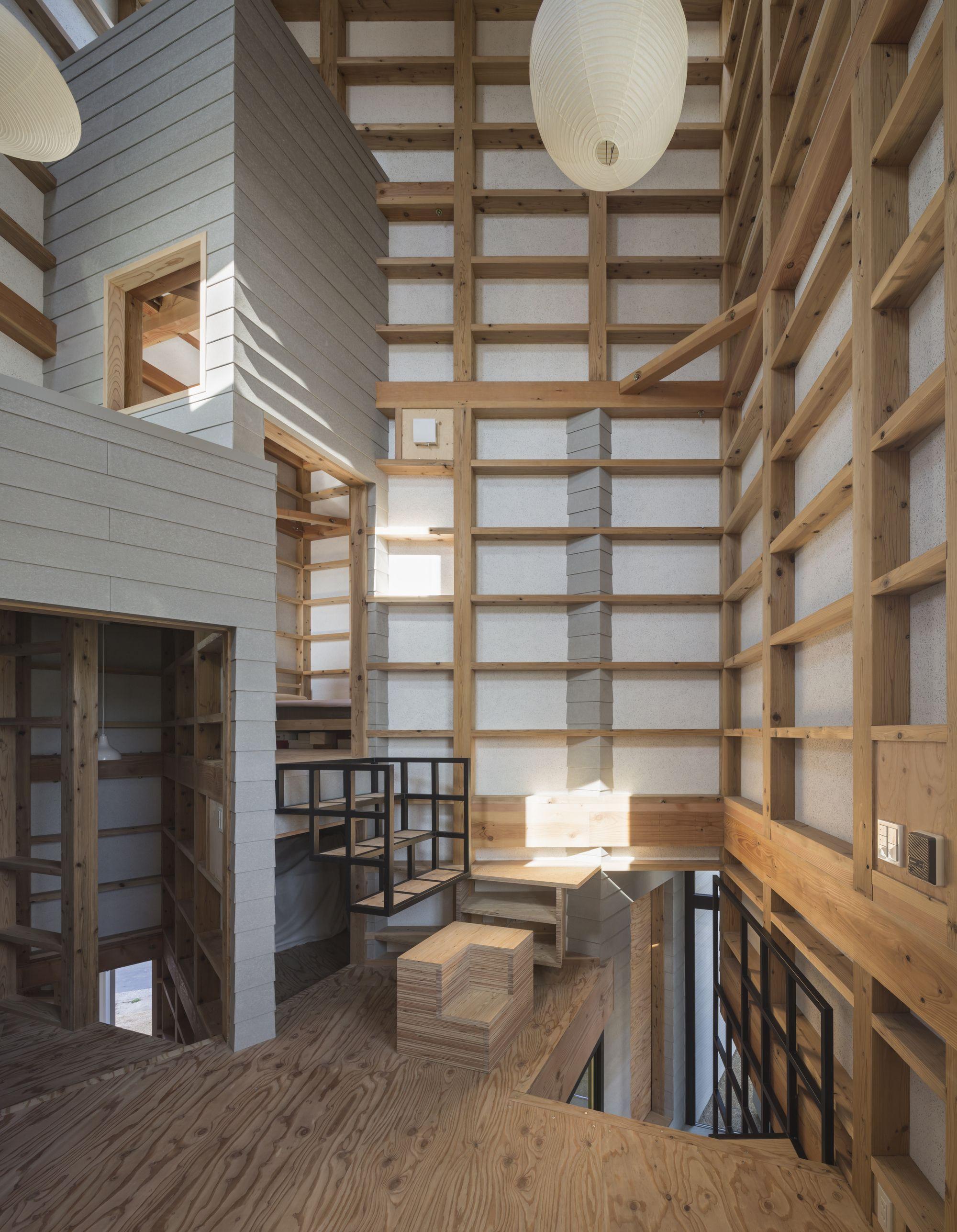 House In Fukushima By Leibal Fukushima House And Modern # Web Muebles Jobe
