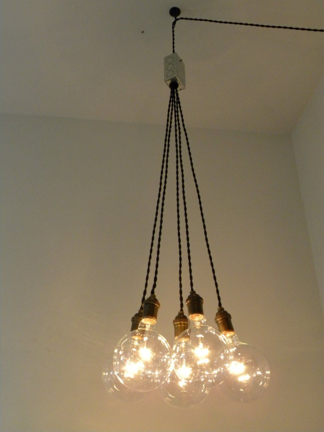 How To Light A Living Room With No Overhead Lighting Plug In Pendant Light Plug In Chandelier Overhead Lighting