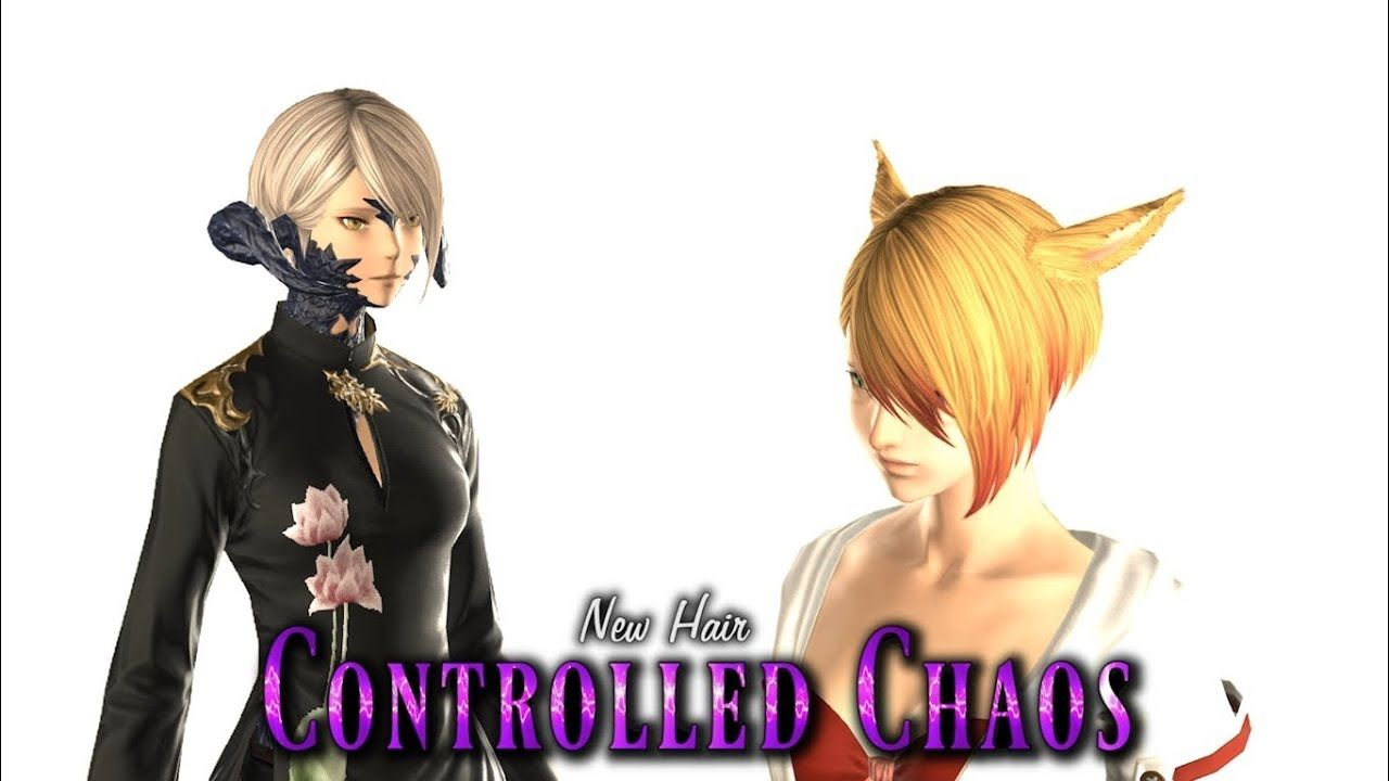28++ Ffxiv braided hairstyle inspirations