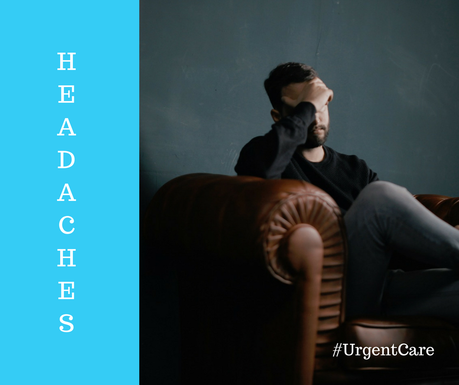 Suffering from Headaches, visit Costa Mesa Urgent Care