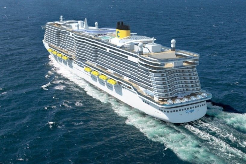 Costa Crociere ha scelto il designer newyorkese Adam D. Tihany come direttore creativo per le sue due nuove navi, entrambe alimentate a gas naturale liquefatto, che saranno consegnate nel 2019 e nel 2020.