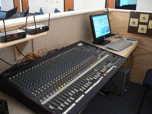 Tales From The Church Soundbooth Churches Perspective