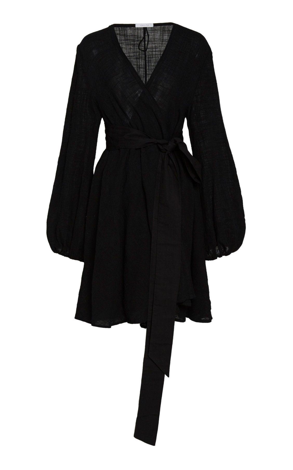 Operandi Wrap Pf19 Cotton Moda M Dress Gaia Mini By Gauze Kalita f0wz8nxw