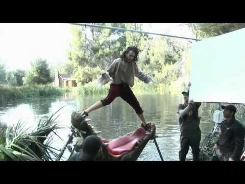 Disney Dream Portraits by Annie Leibovitz: Behind the Scenes with Russell Brand as Captain Hook
