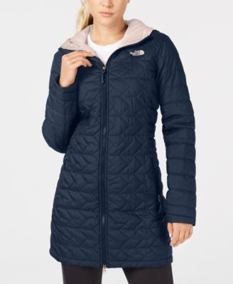 56322d06c Tamburello Quilted Water-Repellent Hooded Parka in 2019 | Products ...