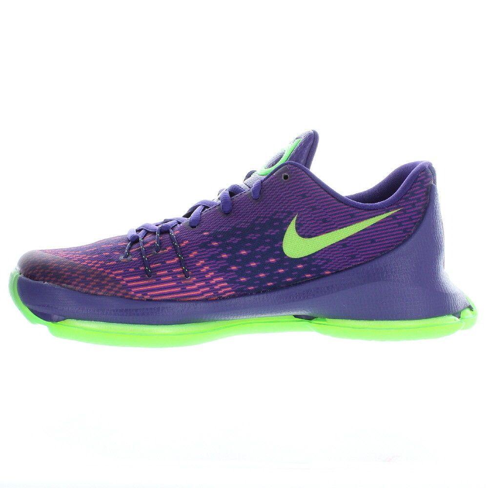 d7cf9466ae3f Nike Youth Kids KD Basketball Shoes Purple Green Sports 7 Medium (eBay  Link) Kd