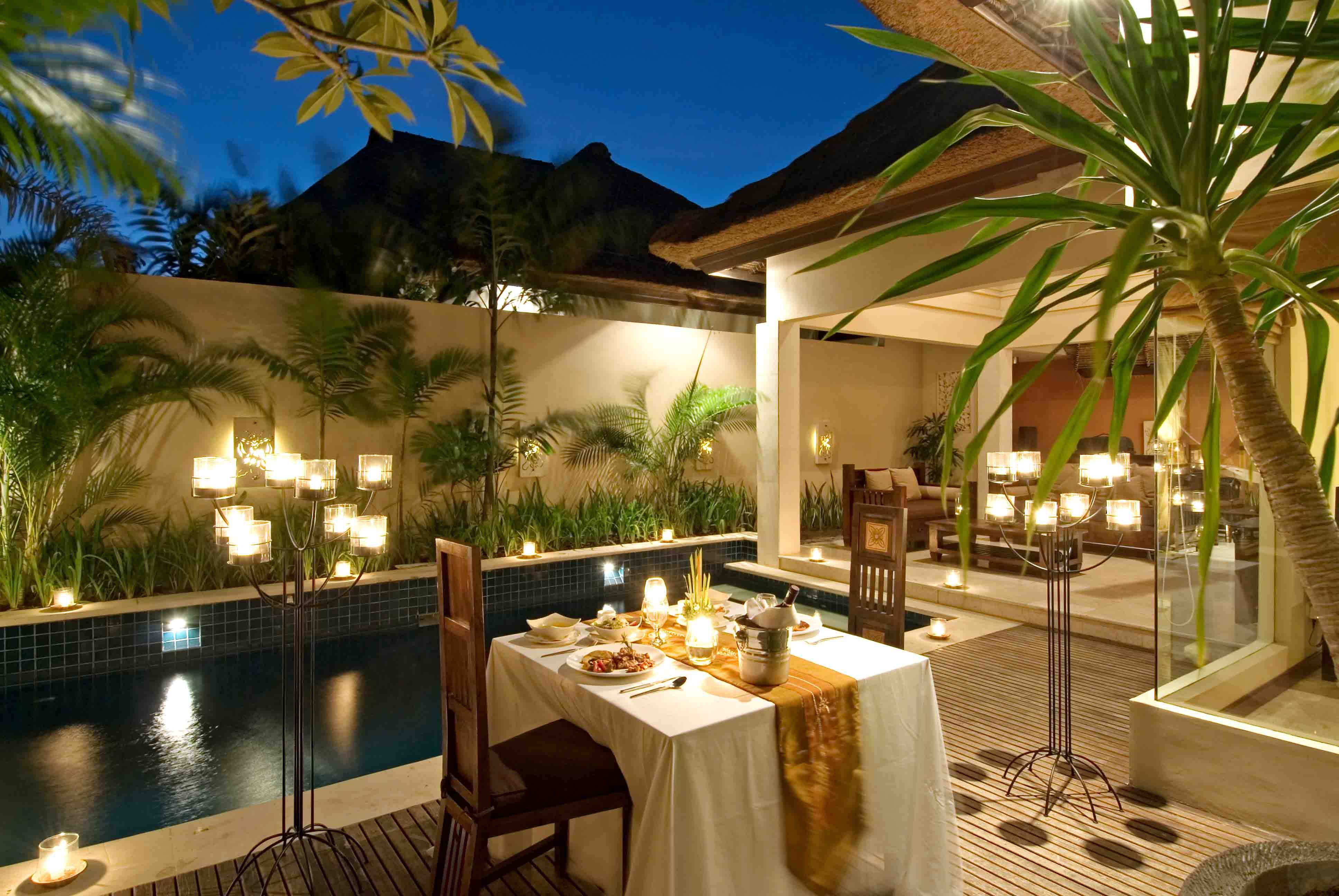 Bali interior design aston bhavana villas seminyak bali for Pool design bali