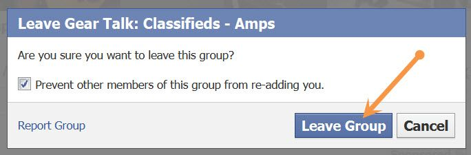 How To Delete A Facebook Group Facebook Group Social Media Open Facebook