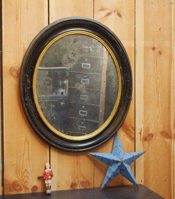 Miroir ovale NIII