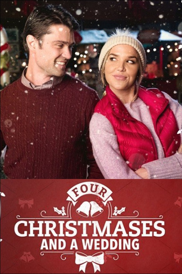 Four Christmases and a Wedding (2017) Wedding movies