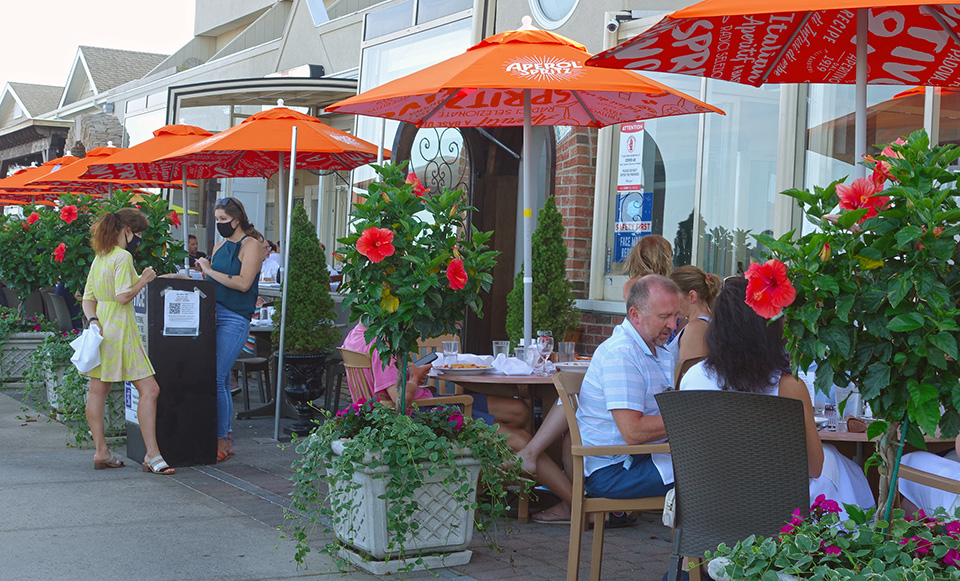 Best Spots For Outdoor Dining In Belmar NJ in 2020