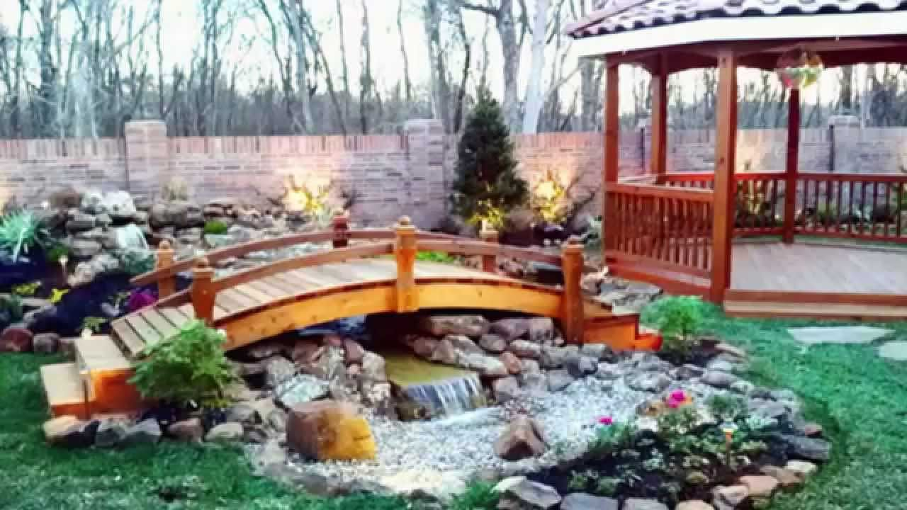 71 Beautiful No Grass Backyard Landscaping Ideas For Your ... on Cheap No Grass Backyard Ideas  id=86809