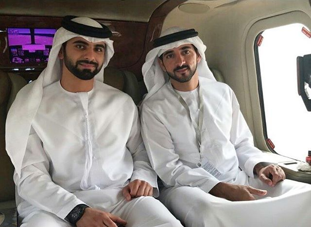 Mansoor Y Hamdan Bin Mohammed Bin Rashid Al Maktoum 19 02 2017 My Prince Charming Instagram Dubai