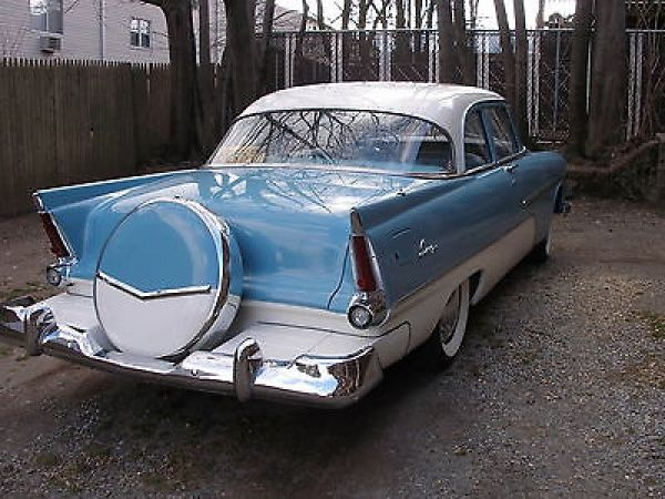 Deluxe 1956 Plymouth