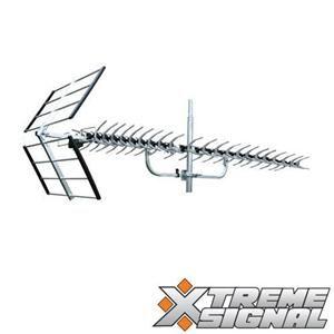 Xtreme Signal HDTV Yagi Outdoor TV Antenna 70 Mile VHF//UHF HDB91X