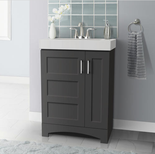 Magick Woods Targa Collection 24 Vanity With Top Model Number