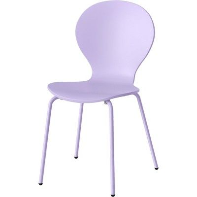 Pleasant Frankie Bentwood Kids Desk Chair Violet Pillowfort Ncnpc Chair Design For Home Ncnpcorg