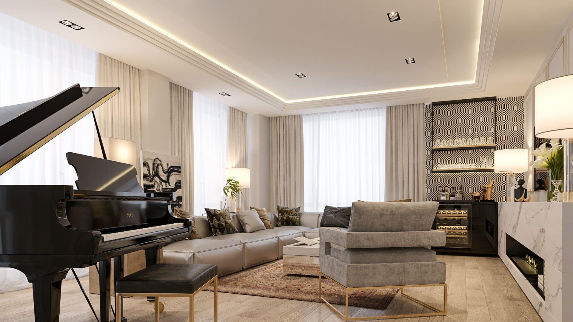 Living Room Ideas Condo Interior Design Interior Design Condo Interior